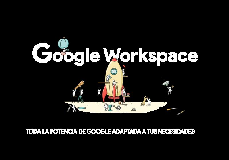 google workspace toda potencia